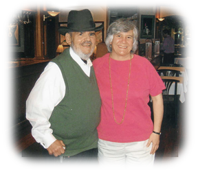 Lynn and Paul Prudhomme
